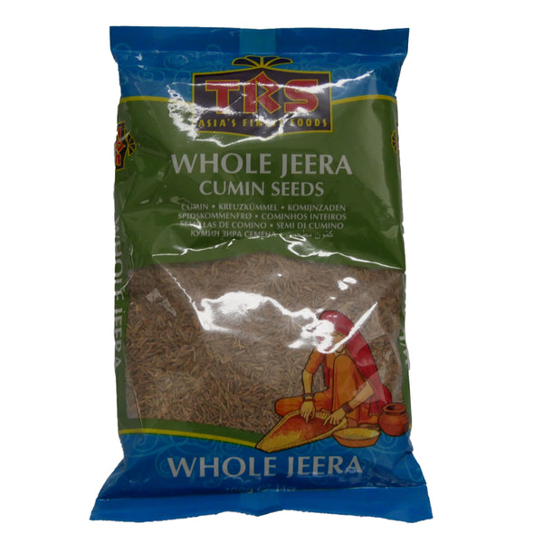 TRS Whole Jeera Cumin Seeds - 400g