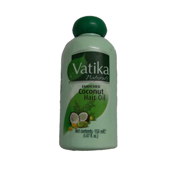 Vatika Coconut Hair Oil - 180 ml