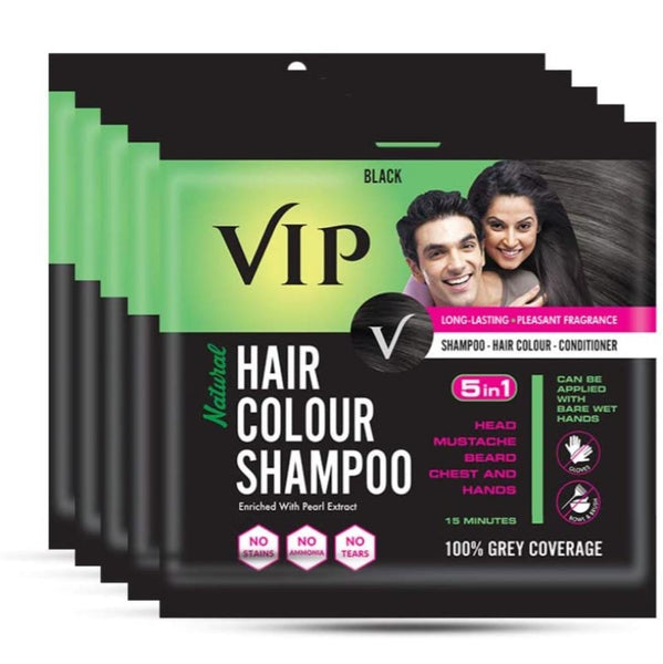 VIP Hair colour shampoo 20ml