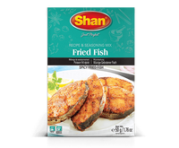 Shan Fried Fish - 50g