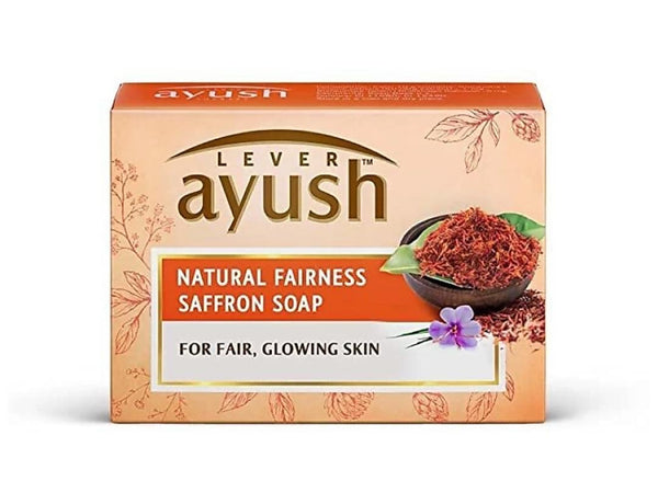 Ayush Saffron soap -  100g