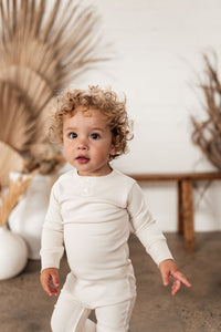 Snuggle Hunny Kids Halo Growsuit Organic Clothing