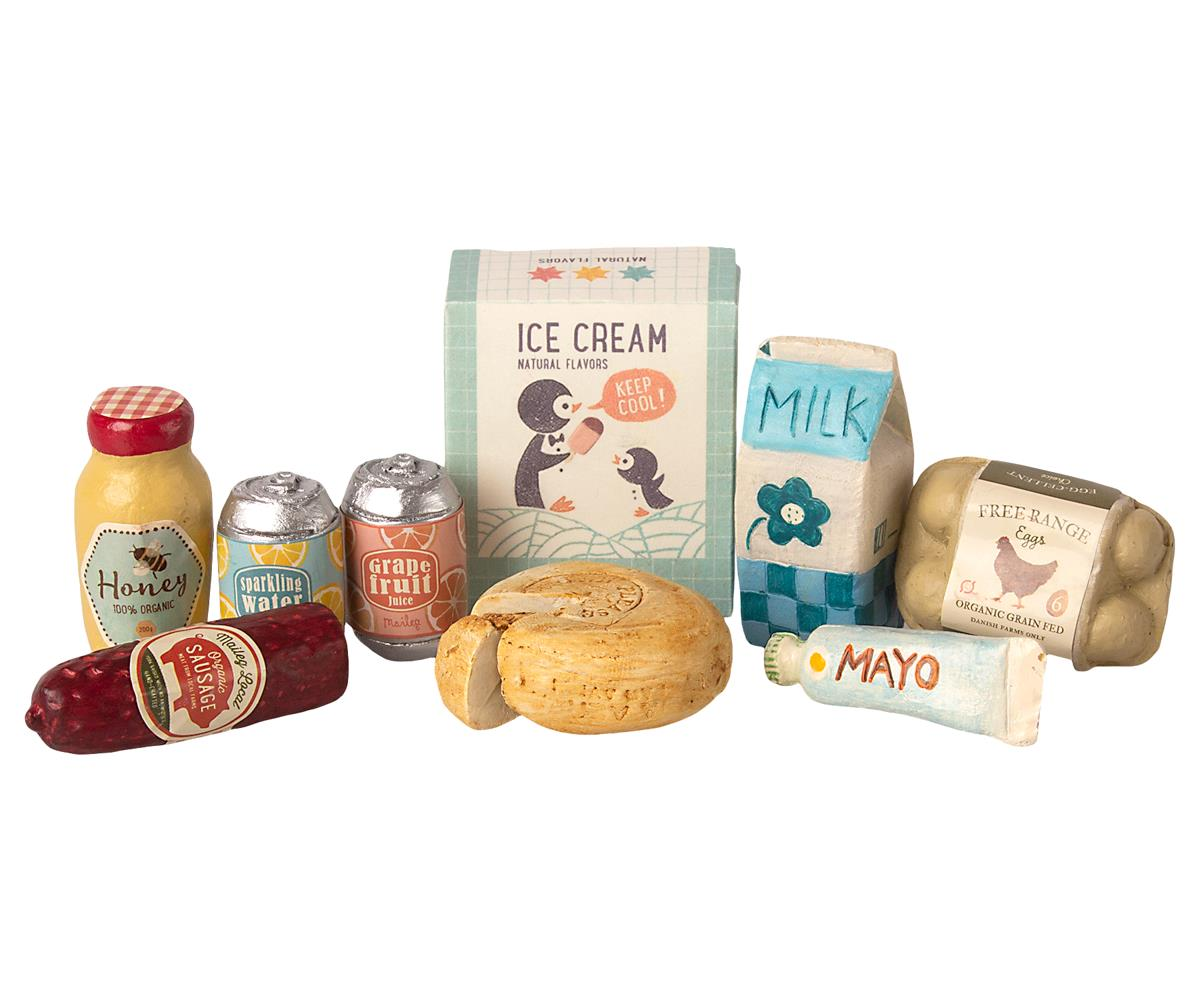 MINIATURE GROCERY BOX (Pre-order for May-June)