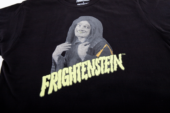 Official Hilarious House of Frightenstein T-Shirt - Grizelda