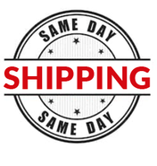 Same day and free shipping