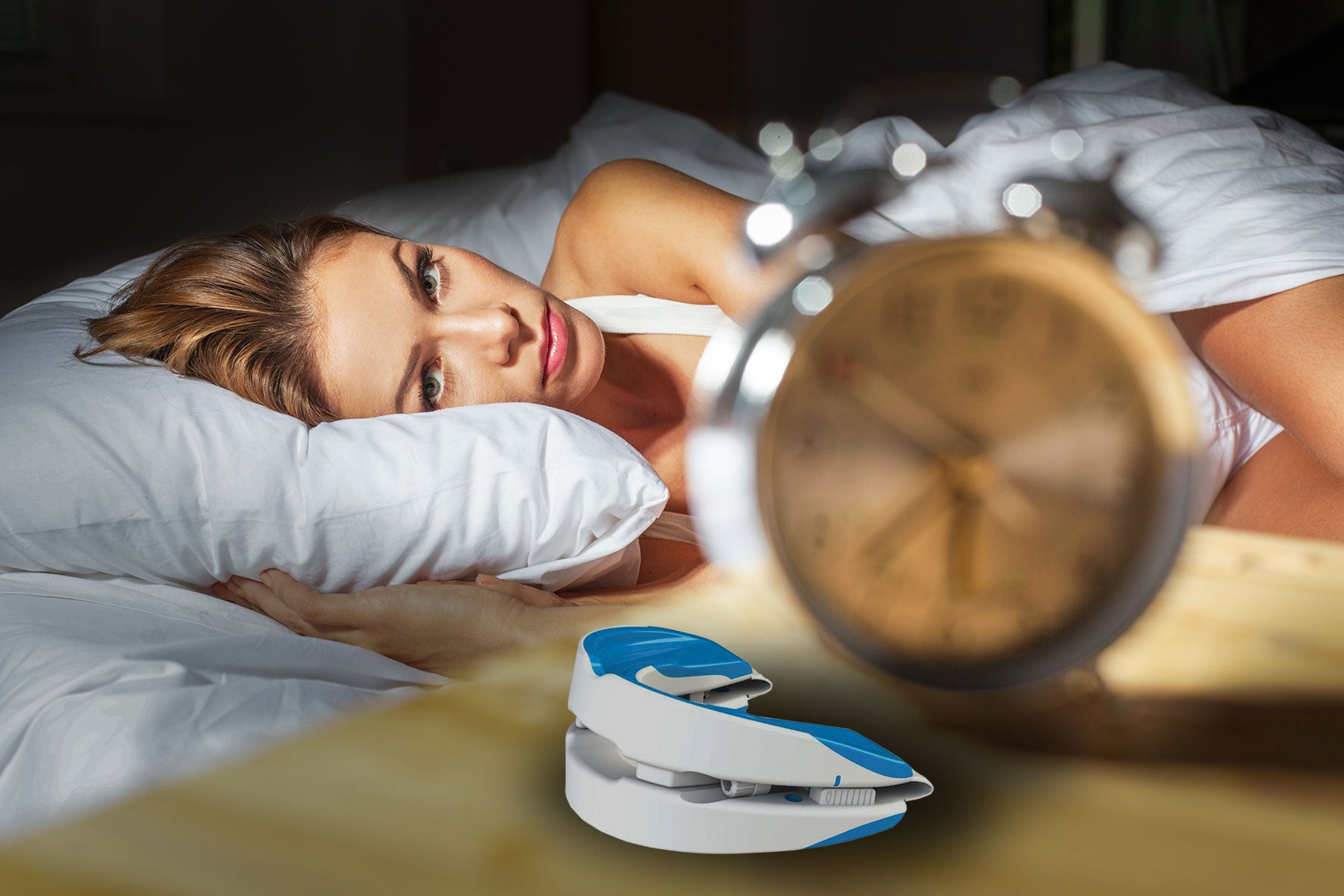 help people with snoring
