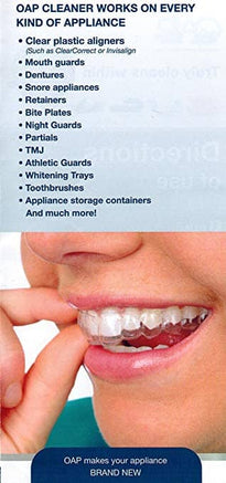 Discount Add-On - Anti-Bacterial Mouthpiece Cleaner