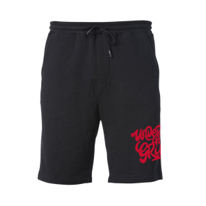 UTG Summer Grind Sweatshorts - Black