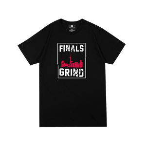 Finals Grind Box Tee - Black