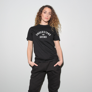 Understand the Grind Women's Tee - Black