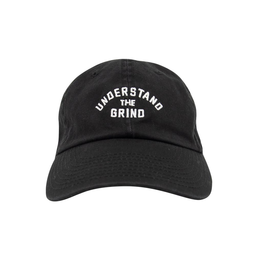 Understand the Grind Adjustable Hat
