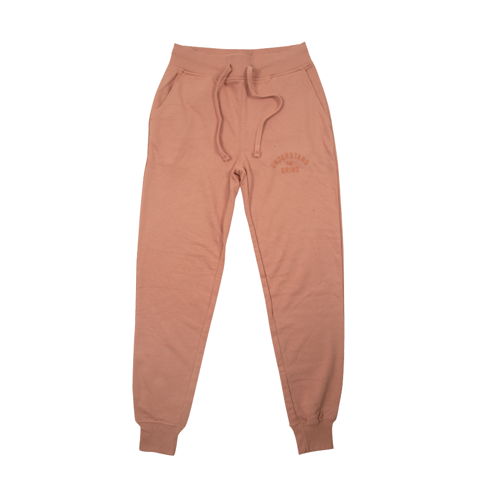 Understand the Grind Women's Jogger - Dusty Rose