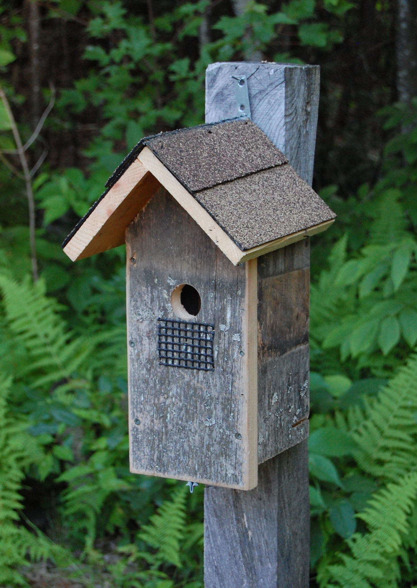 Barn Board Bird House - Limited Edition - P&S Country Crafts
