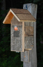 Load image into Gallery viewer, Barn Board Bird House - Limited Edition