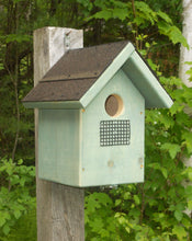 Load image into Gallery viewer, Flycatcher Bird House