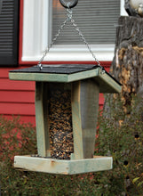 Load image into Gallery viewer, Tall Hanging Bird Feeder