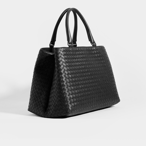 BOTTEGA VENETA Intrecciato Top Handle Bag