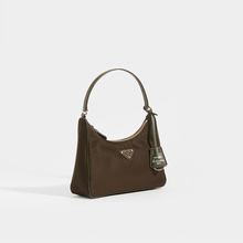 Load image into Gallery viewer, PRADA Hobo Bag in Camo Green