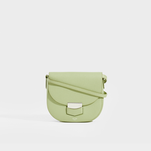 CELINE Small Trotteur Bag
