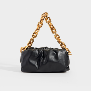BOTTEGA VENETA The Chain Pouch in Black