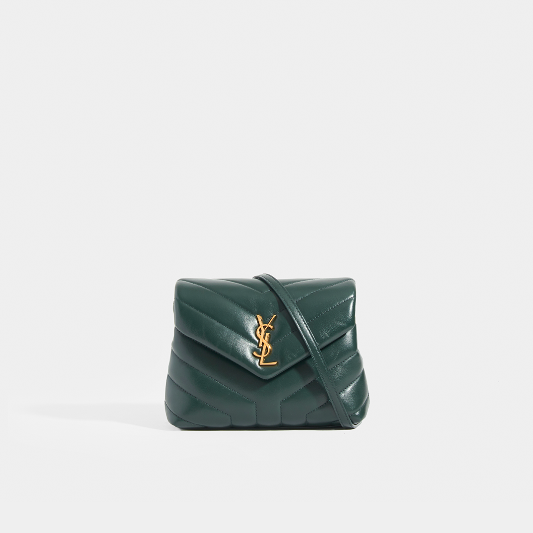 SAINT LAURENT Toy LouLou Shoulder Bag