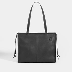 LOEWE Leather Cushion Tote Bag
