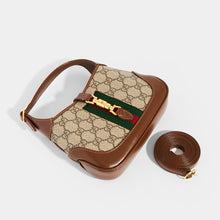 Load image into Gallery viewer, GUCCI Jackie 1961 Mini Hobo bag in Canvas