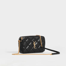 Load image into Gallery viewer, SAINT LAURENT Becky Quilted Leather Crossbody