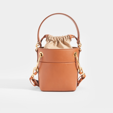 Load image into Gallery viewer, CHLOÉ Roy Mini Leather Bucket Bag
