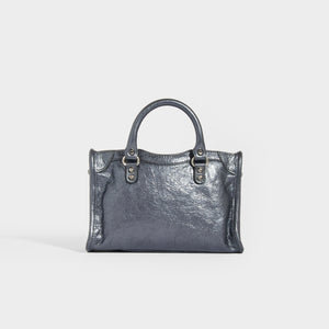 BALENCIAGA Neo Classic City Nano Leather Bag