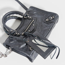Load image into Gallery viewer, BALENCIAGA Neo Classic City Nano Leather Bag
