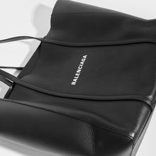 Load image into Gallery viewer, BALENCIAGA Small Everyday Tote in Black Leather