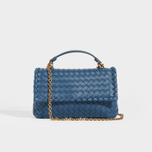 Load image into Gallery viewer, BOTTEGA VENETA Intrecciato Nappa Baby Olimpia Shoulder Bag