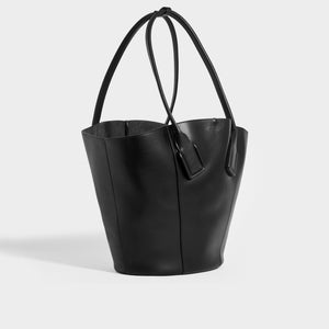 BOTTEGA VENETA Basket Large Leather Tote Bag