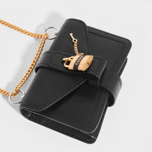 Load image into Gallery viewer, CHLOÉ Mini Aby Chain Leather Shoulder Bag