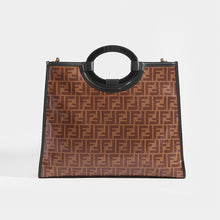 Load image into Gallery viewer, FENDI Runaway Shopper - Rear View