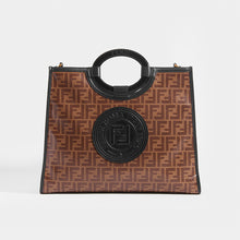Load image into Gallery viewer, FENDI Runaway Shopper - FRONT VIEW