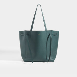 CELINE Small Cabas Phantom in Soft Grained Calfskin
