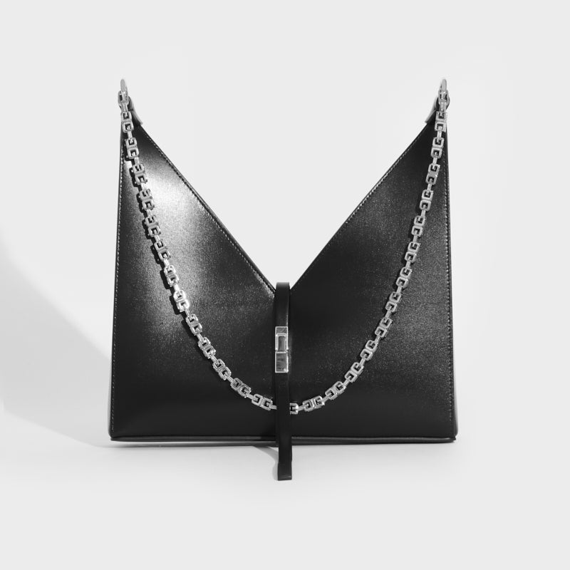 GIVENCHY Small Cut Out Bag with Chain