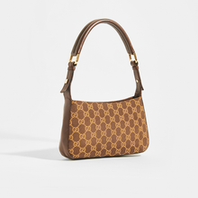 Load image into Gallery viewer, GUCCI Vintage Guccissima Jacquard Baguette