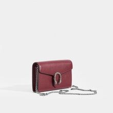 Load image into Gallery viewer, GUCCI Dionysus Small Wallet on Chain
