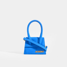 Load image into Gallery viewer, JACQUEMUS Le Chiquito Suede Mini Bag