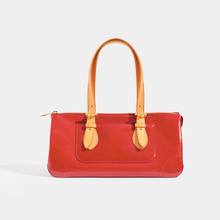 Load image into Gallery viewer, LOUIS VUITTON Pomme D'Amour Monogram Vernis Rosewood Bag