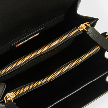 Load image into Gallery viewer, MARNI Medium Trunk in Black Saffiano Leather