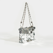 Load image into Gallery viewer, PACO RABANNE Sparkle 1969 Sequin Mini Crossbody Bag