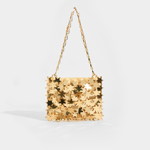 PACO RABANNE Comet 1969 Iconic Shoulder Bag