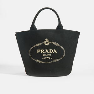PRADA Gardener Tote in Black