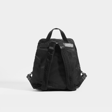 Load image into Gallery viewer, PRADA Vintage Small Backpack in Black Nylon