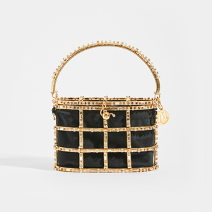 ROSANTICA Vestale Embellished Bucket Bag