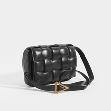 Load image into Gallery viewer, BOTTEGA VENETA Padded Cassette Crossbody Bag in Black (Nero)